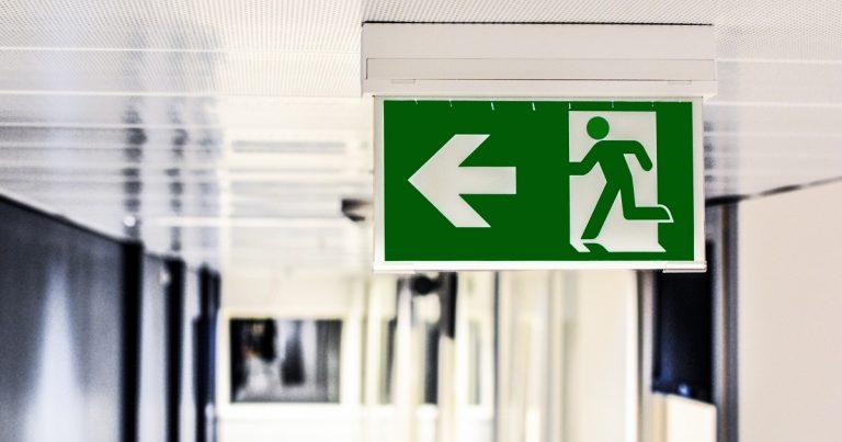 Control acces: diferența dintre fail safe și fail secure